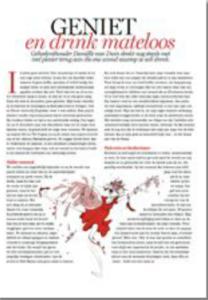 column in Red Magazine